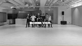 nct 127 dance practice video bomb ver