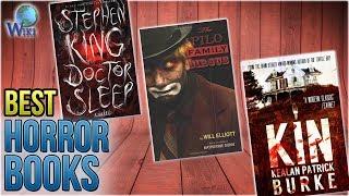 10 Best Horror Books 2018