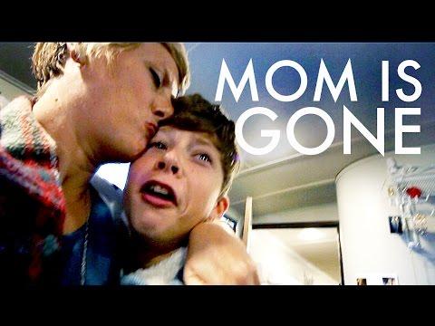 THE DAY MOM LEFT : Travel Full-time w/9 kids