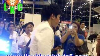 Singto TS5 : Singto go to Japan with BabiMild Double Milk Protein Plus