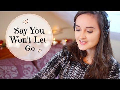 Download James Arthur - Say You Won't Let Go (Holly Sergeant Cover)