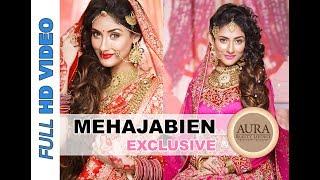 Mehzabin Chowdhury Bridal Makeover | AURA Bride