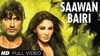 Saawan Bairi Commando Full Video Song | Vidyut Jamwal, Pooja Chopra