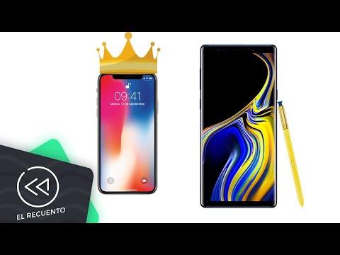 Xxx Mp4 IPhone X Vence Al Galaxy Note 9 El Recuento 3gp Sex