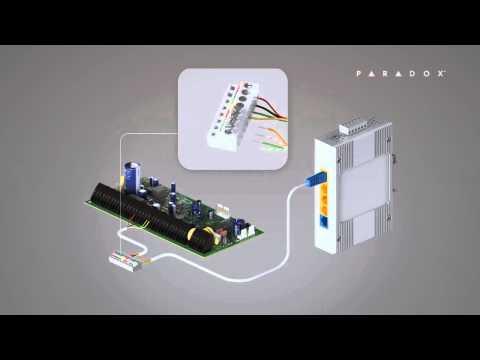HD77 - instalace