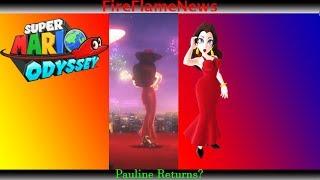 Pauline returning in Mario Odyssey?! - Speculation