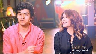 Samira Said & Her Son Shady | Interview #MixMusic | مقابلة مميزة بين سميرة سعيد وابنها الوحيد شادي