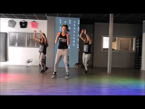 Combat Fitness Dance Choreography Saxobeat Alexandra Stan Netherlands