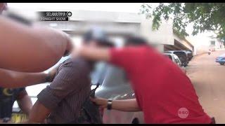 Tangkap Bandar, Pelaku Simpan Paket Narkoba di Kantong Celana - 86