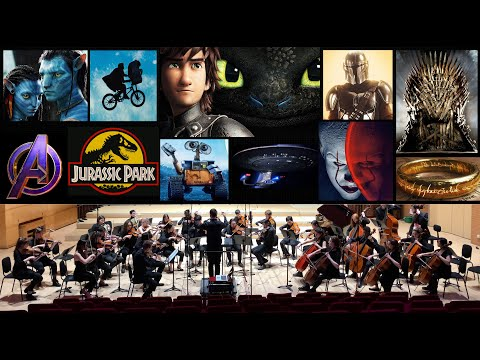 1 Orchestra 30 Film & TV Themes Orchestral Film & TV Music Arrangement