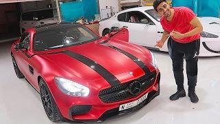 MY FRIENDS NEW CAR !!!
