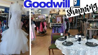 GOODWILL SHOPPING!!! COME WITH ME