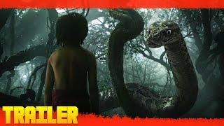 El Libro de la Selva - Disney Trailer Español 2016