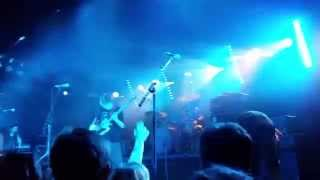 Modern Baseball - When We Were Young (The Killers cover) @ The Dome, London. 2015
