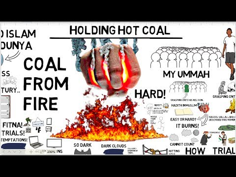 Xxx Mp4 MUSLIMS HOLDING ON TO HOT COAL Belal Assad Animated 3gp Sex