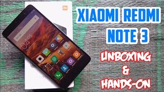 Xiaomi Redmi Note 3 Unboxing & Overview (Hindi) Best under 10000