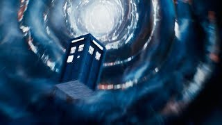 Escaping in the First Doctor's TARDIS   Christmas Special Preview   Doctor Who   BBC HD
