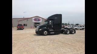 2012 International Prostar Conventional W/ Sleeper Truck