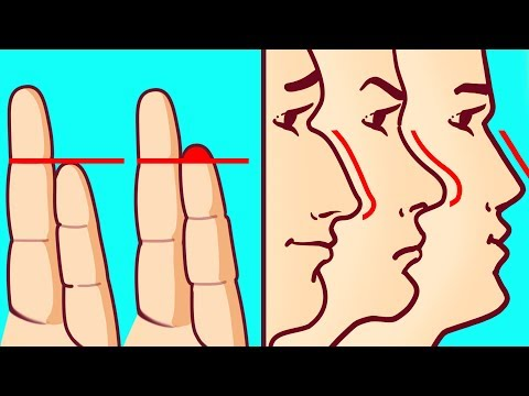What Your Body Parts Say About Your True Character