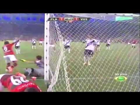 Narrador Vascaíno se desespera Flamengo x Vasco Final Carioca 2014