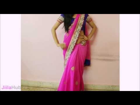 Full Video How To Wear Saree(Bridal Saree-Choli):Sari Blouse Draping Teaser