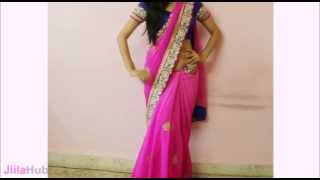 Full Video How To Wear Saree(Bridal Saree-Choli):Sari Blouse Draping Teaser