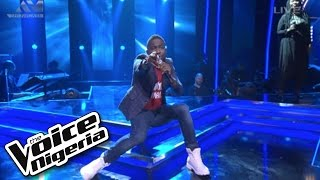 "Patrick sings ""I Hate What You Do To Me"" / Live Show / The Voice Nigeria 2016"