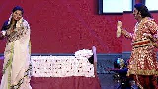 #Thakarppan Comedy I First Night of Ambady! I Mazhavil Manorama