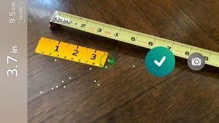 AR Measure App