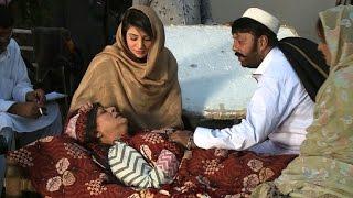 Le cinéma pachtoune, rare loisir dans le nord-ouest du Pakistan