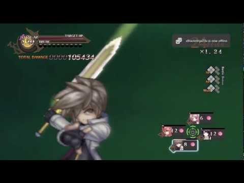 Record Of Agarest War 2 DLC Character Original Skills Exhibition