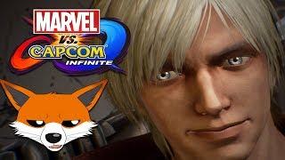 Let's Talk About MvC Infinite's Terrible Story Mode (Capcom X Fanfiction)