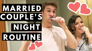 Married Couple's Night Routine | Cody & Lexy