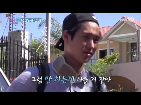 Ryu Jun Yeol speaks english