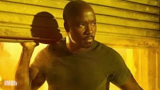 """""""The Defenders"""" Reveal Things to Know About Luke Cage and Mike Colter   IMDb EXCLUSIVE"""