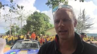 Richard's Video Diary Safari Rally 2015: Prep Day 8