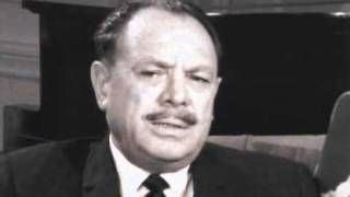 President Ayub Khan Interview on conflict with India in the Rann of Kutch