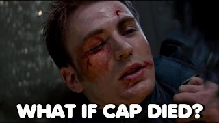 What If Captain America Ended Like This | Winter Soldier Alternate Ending | Captain America Dies?