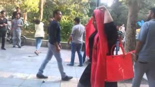 دعوا خونین دخترا در تهران