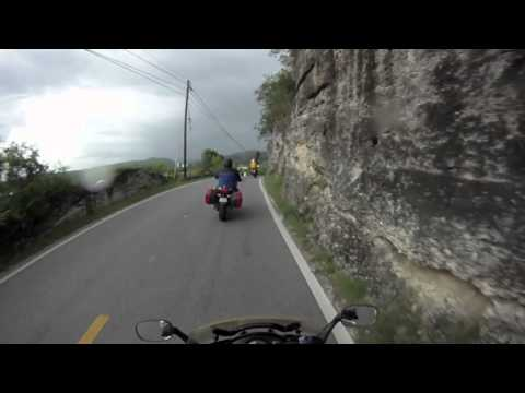 Sport Touring in Puerto Rico heavy rain after noon 10 03 10