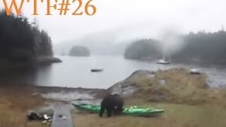 Bear Destroys Woman