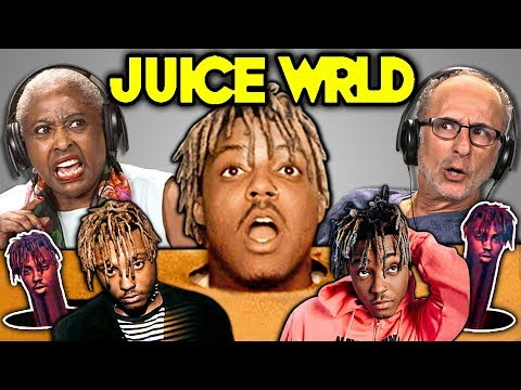 Xxx Mp4 ELDERS REACT TO JUICE WRLD 3gp Sex