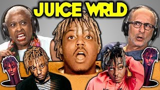 ELDERS REACT TO JUICE WRLD