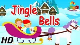 Jingle Bells Jingle Bells - Christmas Song - Christmas Carols For Kids