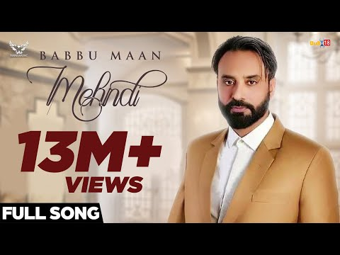 Xxx Mp4 Babbu Maan Mehndi Official Music Video Latest Punjabi Songs 2018 3gp Sex
