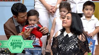 Mama Rita Nelpon Rafathar Nih, Rafathar Senang Banget  - Rumah Mama Amy (15/8)
