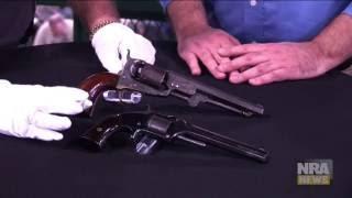 Curator's Corner: Famous Six Guns - Buffalo Bill & General Sherman's