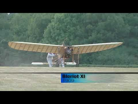 Aircraft of the Shuttleworth Collection 60 minute film