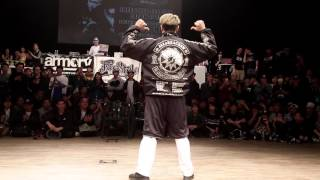 Freestyle Session Japan 2015  BREAKIN'JUDGE MOVE