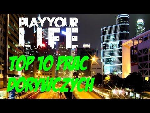 Top 10 Prac dorywczych na serwerze Play Your Life :D
